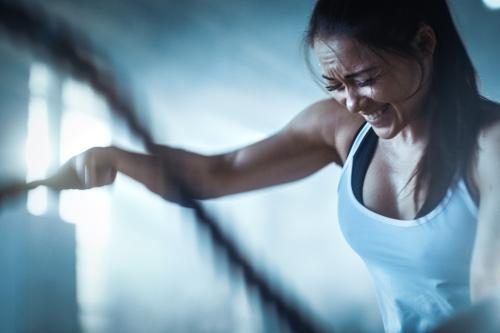 HIIT, HIRT edzés training