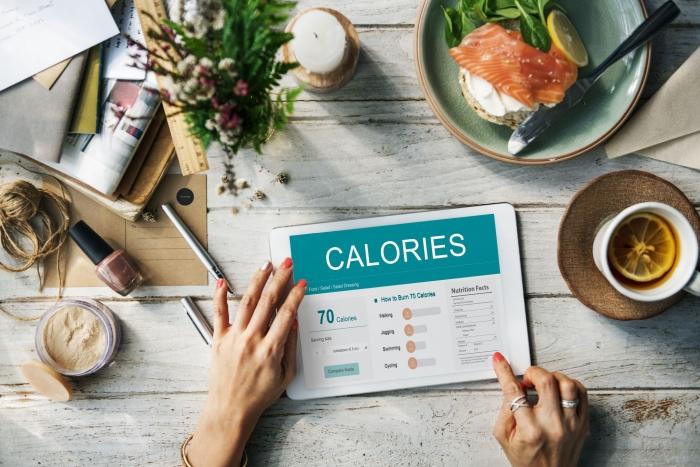 kalória számláló